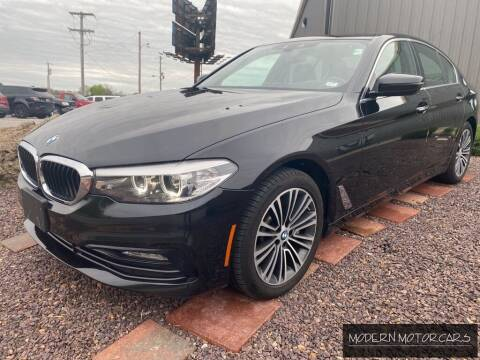 2018 BMW 5 Series for sale at Modern Motorcars in Nixa MO