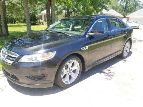 2010 Ford Taurus for sale at J & J Auto Brokers in Slidell LA