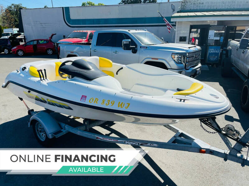 1996 Bombardier SEA-DOO for sale at Salem Auto Market in Salem OR