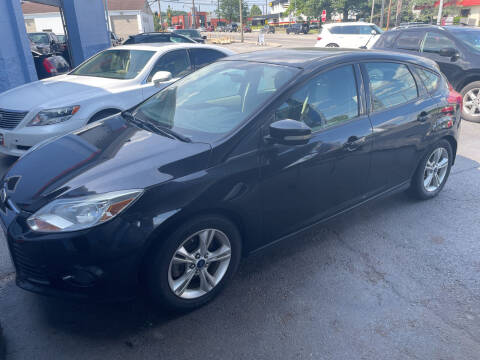 2014 Ford Focus for sale at Kellis Auto Sales in Columbus OH