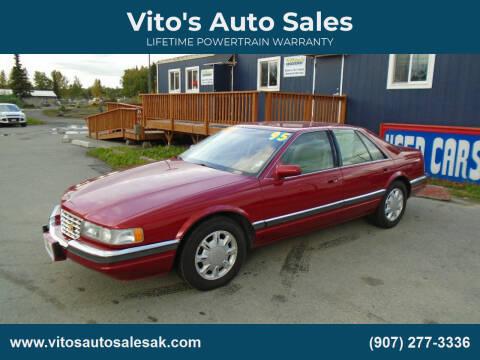 1995 Cadillac Seville for sale at Vito's Auto Sales in Anchorage AK