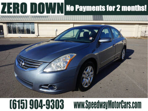 2012 Nissan Altima for sale at Speedway Motors in Murfreesboro TN