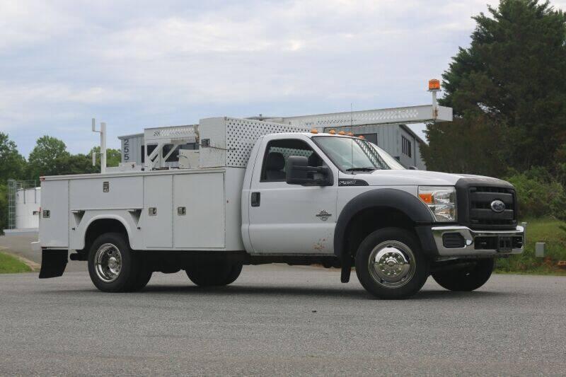 2012 Ford F-450 Super Duty for sale in Oilville, VA