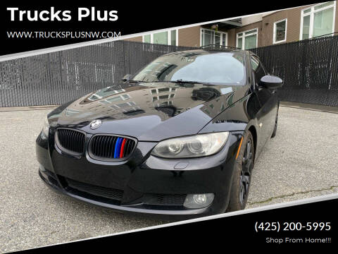 2009 BMW 3 Series for sale at Trucks Plus in Seattle WA
