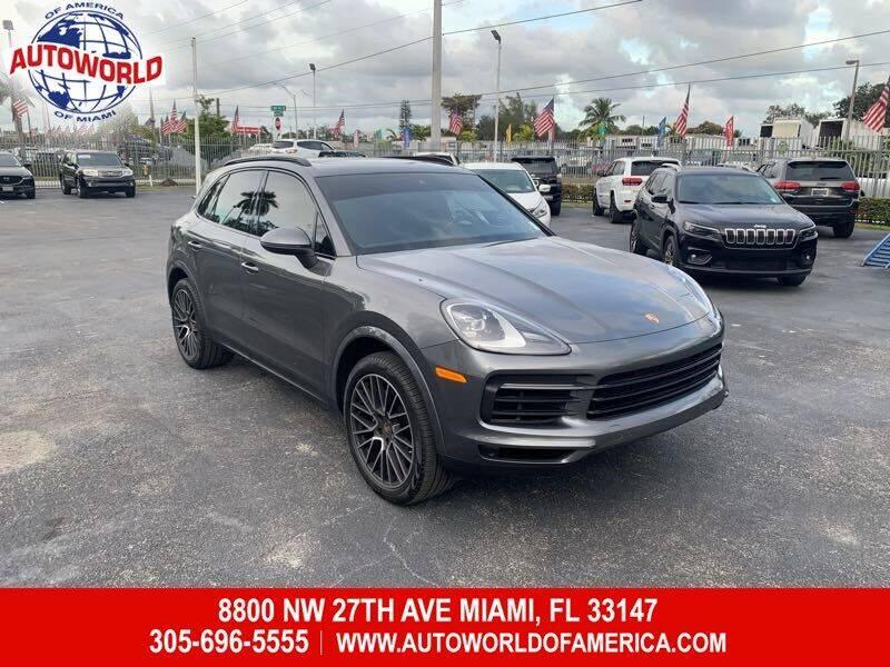 2019 Porsche Cayenne for sale in Miami, FL