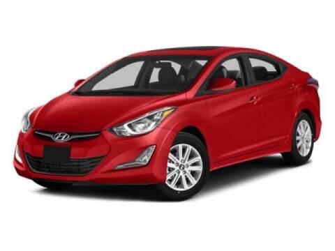 2014 Hyundai Elantra for sale at Van Griffith Kia Granbury in Granbury TX