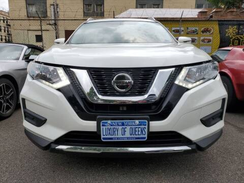 2018 Nissan Rogue for sale at LUXURY OF QUEENS,INC in Long Island City NY