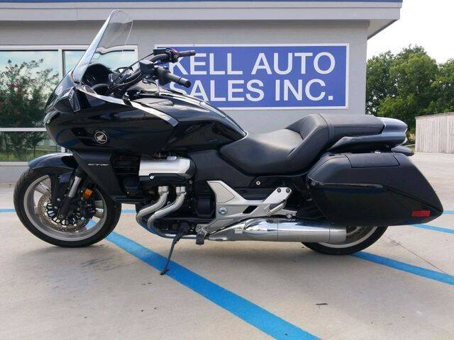 2014 Honda CTX1300 for sale at Kell Auto Sales, Inc in Wichita Falls TX