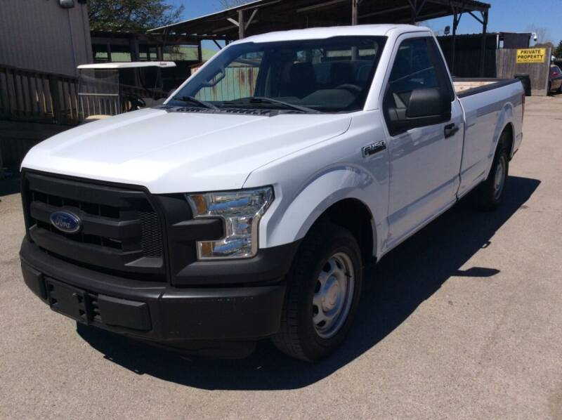 2016 Ford F-150 for sale at OASIS PARK & SELL in Spring TX