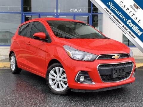 2016 Chevrolet Spark for sale at Southern Auto Solutions - Georgia Car Finder - Southern Auto Solutions - Capital Cadillac in Marietta GA