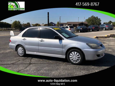 2004 Mitsubishi Lancer for sale at Auto Liquidation in Republic MO