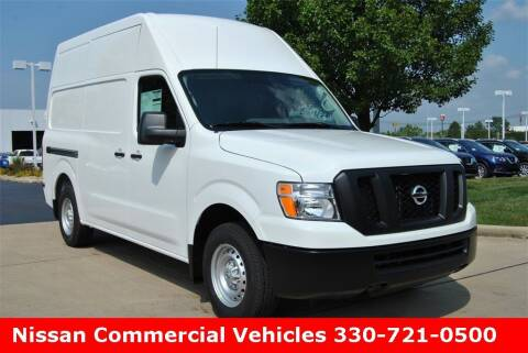 2020 Nissan NV Cargo for sale at Ken Ganley Nissan in Medina OH