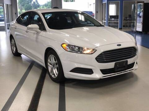 2015 Ford Fusion for sale at Simply Better Auto in Troy NY
