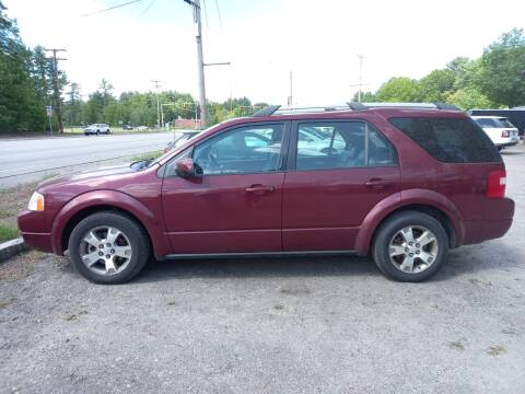 2006 Ford Freestyle for sale at Official Auto Sales in Plaistow NH
