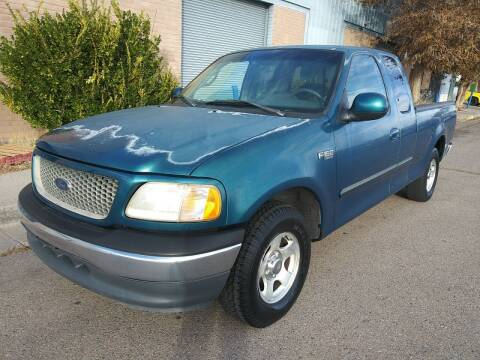 2001 Ford F-150 for sale at One Community Auto LLC in Albuquerque NM