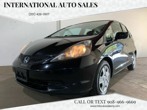 2012 Honda Fit for sale at International Auto Sales in Hasbrouck Heights NJ