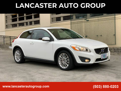 2011 Volvo C30 for sale at LANCASTER AUTO GROUP in Portland OR