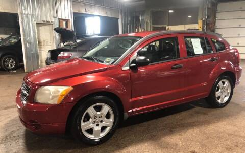 2008 Dodge Caliber for sale at Six Brothers Auto Sales in Youngstown OH