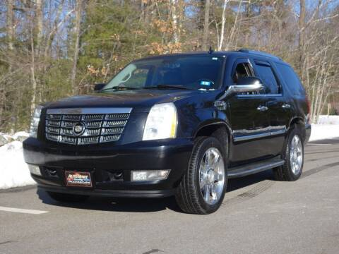 2009 Cadillac Escalade for sale at Auto Mart in Derry NH