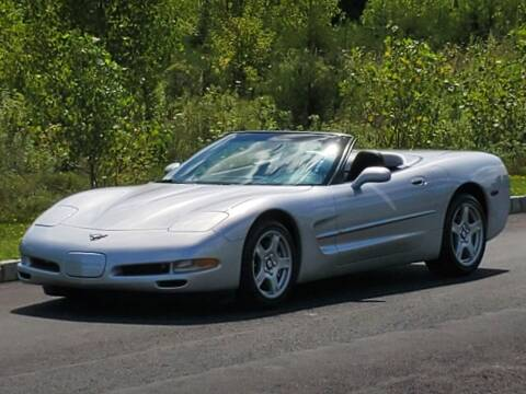 1998 Chevrolet Corvette for sale at R & R AUTO SALES in Poughkeepsie NY