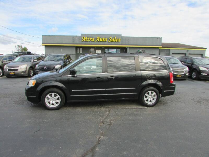 2010 Chrysler Town and Country for sale at MIRA AUTO SALES in Cincinnati OH