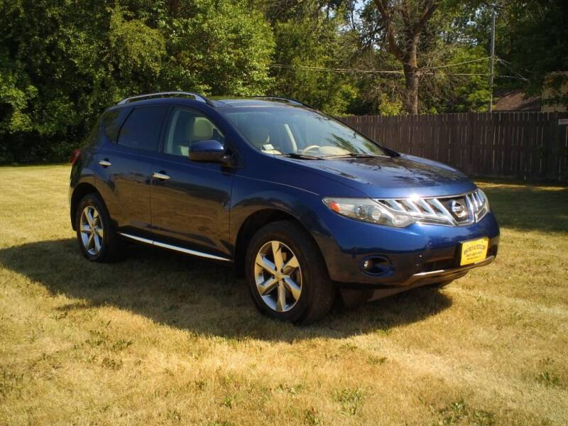 2010 Nissan Murano for sale at BestBuyAutoLtd in Spring Grove IL