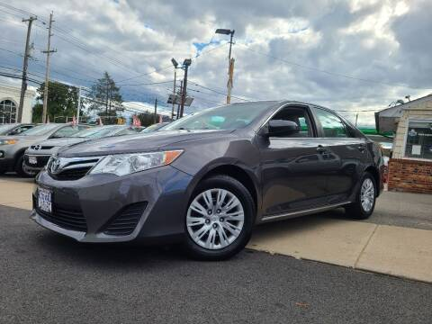 2013 Toyota Camry for sale at Express Auto Mall in Totowa NJ