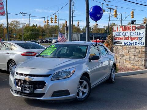 2016 Chevrolet Malibu Limited for sale at L.A. Trading Co. in Woodhaven MI