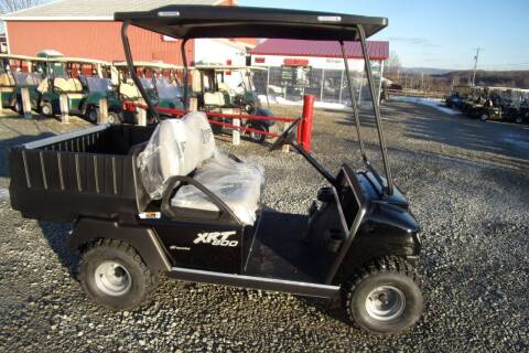 2021 Club Car XRT 800 Dump Gas EFI for sale at Area 31 Golf Carts - Gas Utility Carts in Acme PA