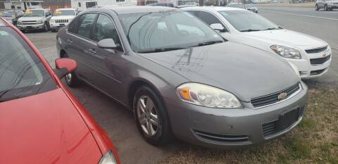 2007 Chevrolet Impala for sale at Budget Auto Sales & Services in Havre De Grace MD