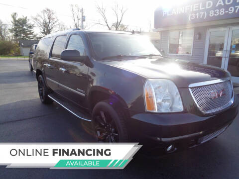 2013 GMC Yukon XL for sale at Plainfield Auto Sales in Plainfield IN