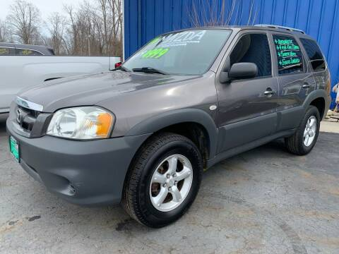 2006 Mazda Tribute for sale at FREDDY'S BIG LOT in Delaware OH