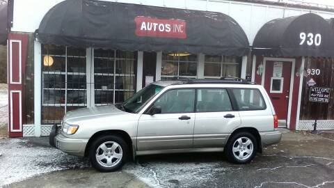1999 Subaru Forester for sale at Autos Inc in Topeka KS