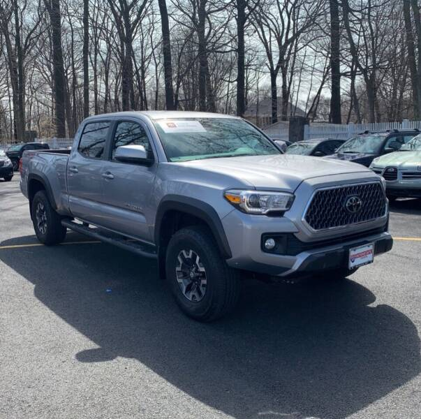 2018 Toyota Tacoma for sale at First Choice Automobile in Uniondale NY
