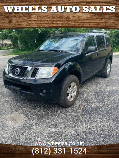 2009 Nissan Pathfinder for sale at Wheels Auto Sales in Bloomington IN