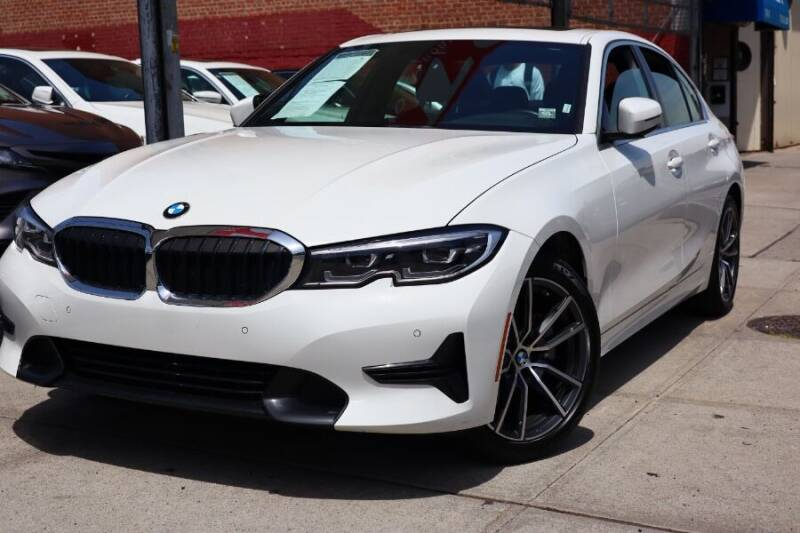 2020 BMW 3 Series for sale at HILLSIDE AUTO MALL INC in Jamaica NY