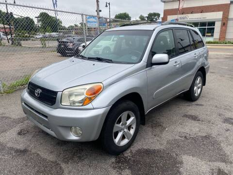 2004 Toyota RAV4 for sale at Polonia Auto Sales and Service in Hyde Park MA