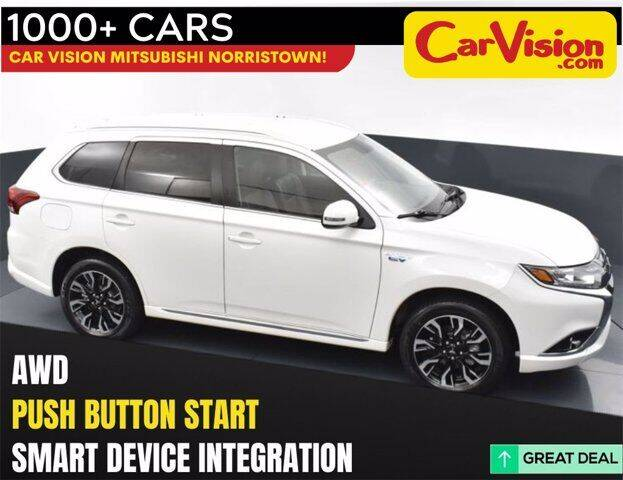 2018 Mitsubishi Outlander PHEV for sale in Norristown, PA