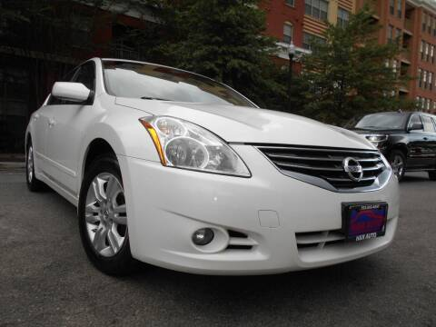 2012 Nissan Altima for sale at H & R Auto in Arlington VA
