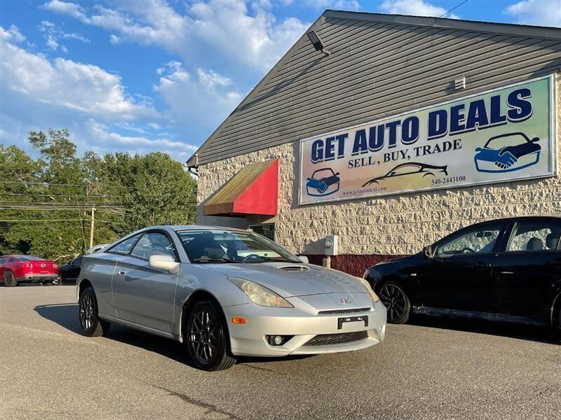2004 Toyota Celica for sale in Fredericksburg, VA