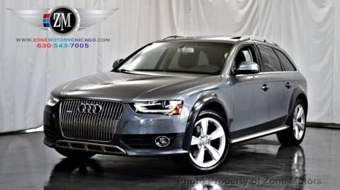 2014 Audi Allroad for sale at ZONE MOTORS in Addison IL