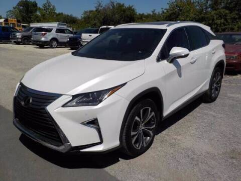 2017 Lexus RX 350 for sale at Everett Chevrolet Buick GMC in Hickory NC
