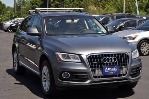 2014 Audi Q5 for sale at Amati Auto Group in Hooksett NH