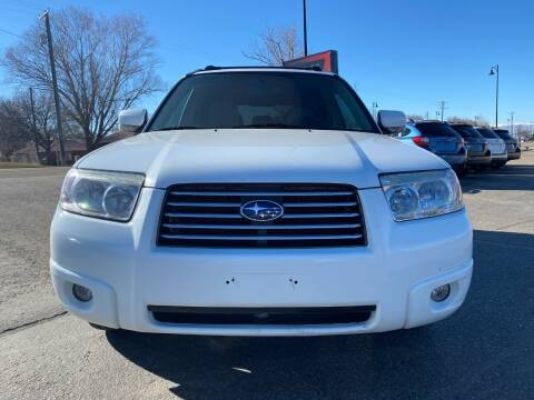 2008 Subaru Forester for sale at Rides Unlimited in Nampa ID
