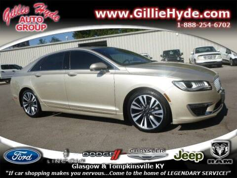 2017 Lincoln MKZ for sale at Gillie Hyde Auto Group in Glasgow KY