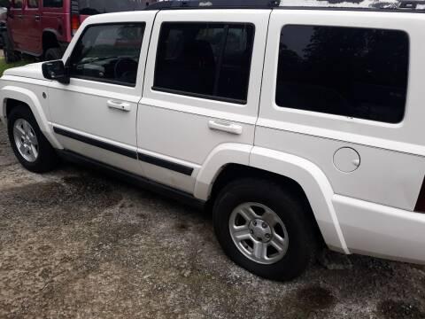 2007 Jeep Commander for sale at Empire Automotive of Atlanta in Atlanta GA