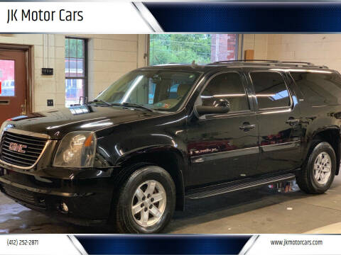 2007 GMC Yukon XL for sale at JK Motor Cars in Pittsburgh PA