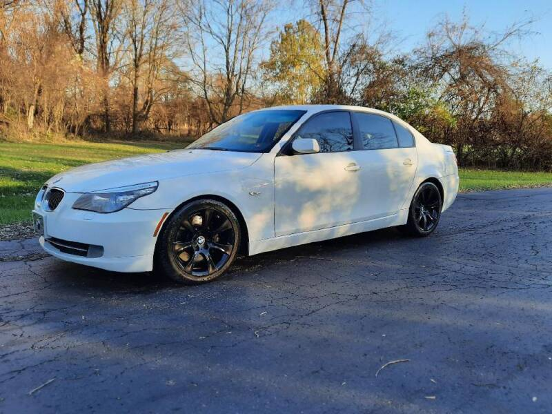 2008 BMW 5 Series for sale at Moundbuilders Motor Group in Heath OH