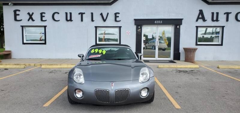 2006 Pontiac Solstice for sale at Executive Automotive Service of Ocala in Ocala FL