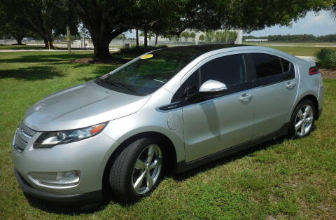 2012 Chevrolet Volt for sale at Performance Autos of Southwest Florida in Fort Myers FL